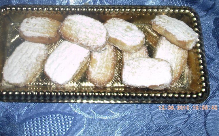 Biscotti con maionese