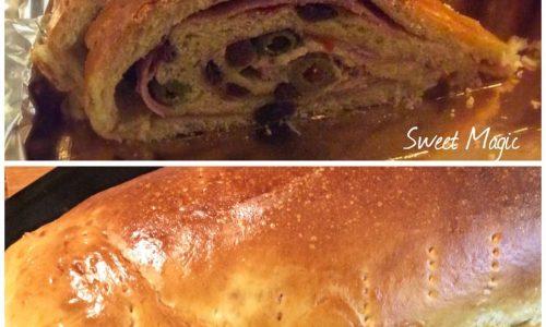 Pan de Jamòn