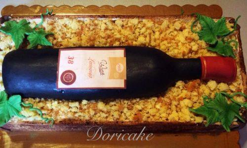 Torta Bottiglia