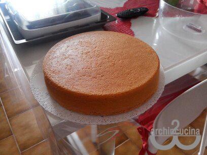 Le Torte Di 2archincucina Il Pan Di Spagna