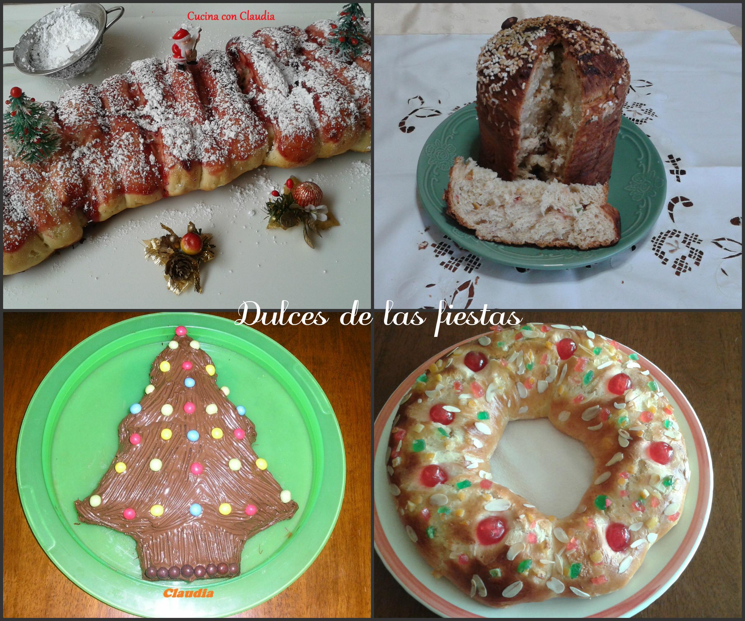Dulces de las fiestas en la cocina de claudia for Cocina para fiestas