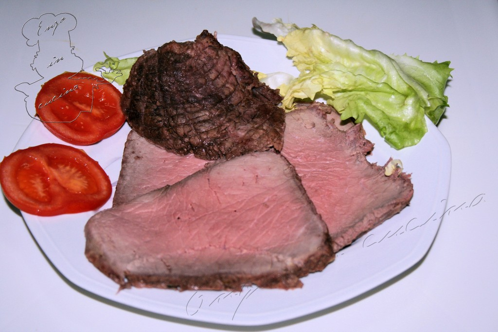 how to cook a 500g roast beef
