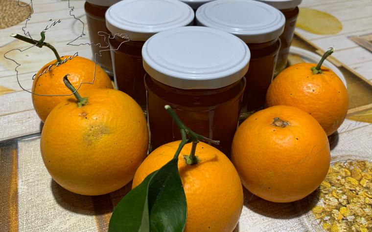 Confettura extra di arance amare