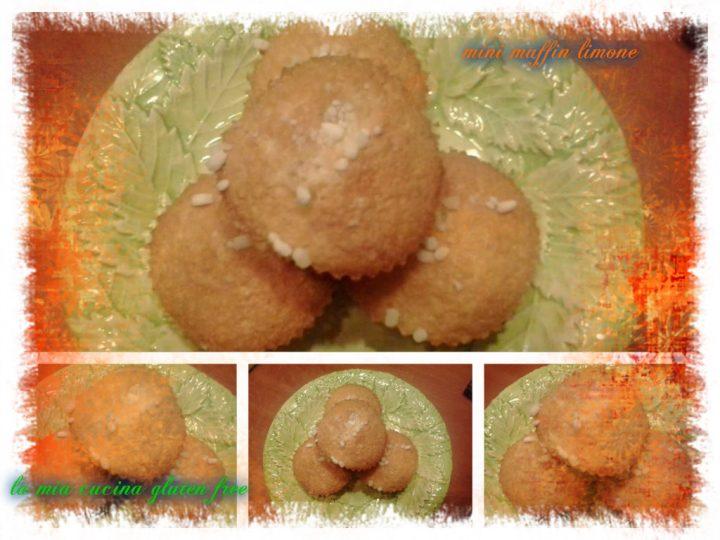 muffin al limone gluten free