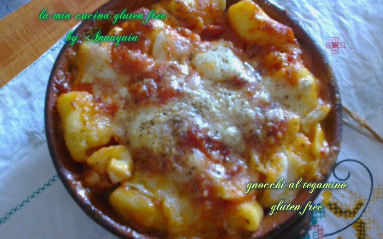 GNOCCHI al TEGAMINO gluten free