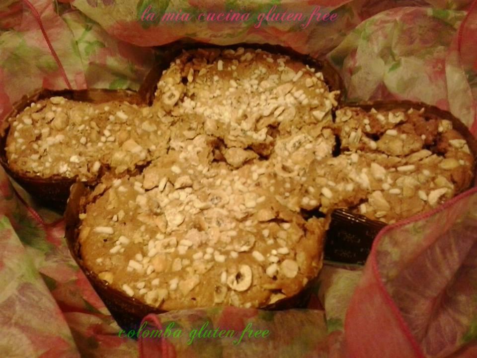 colomba gluten free