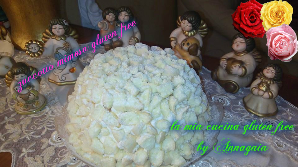 ZUCCOTTO MIMOSA gluten free