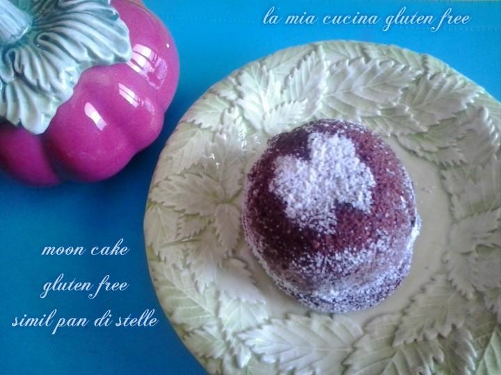 moon cake gluten free (simil pan di stelle)