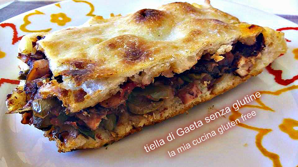 tiella di Gaeta gluten free