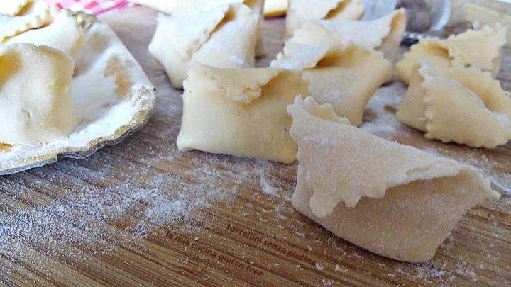 tortellini senza glutine