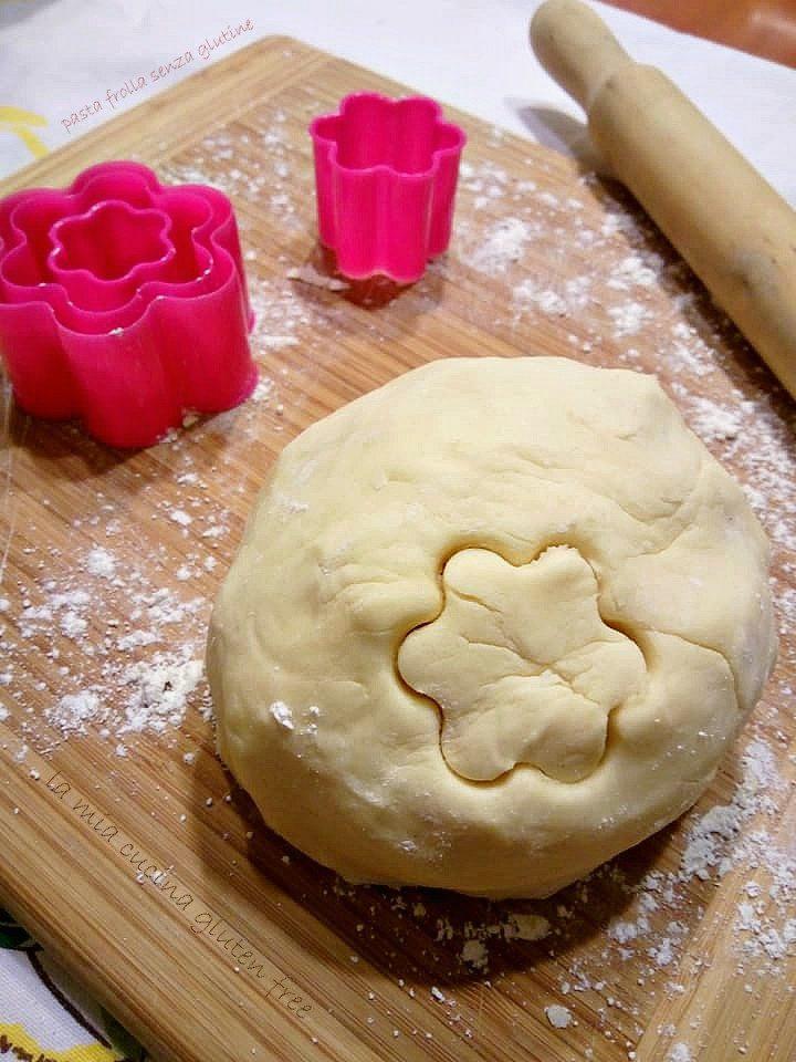 Pasta frolla senza glutine ricette base senza glutine for Pasta frolla planetaria