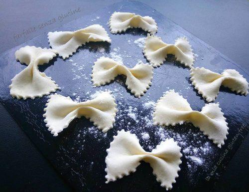 Farfalle senza glutine