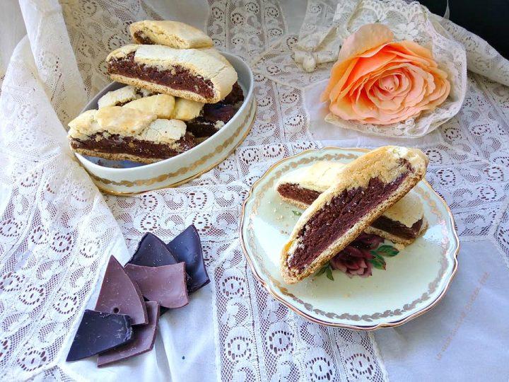 biscotti bigusto senza glutine vaniglia e cacao