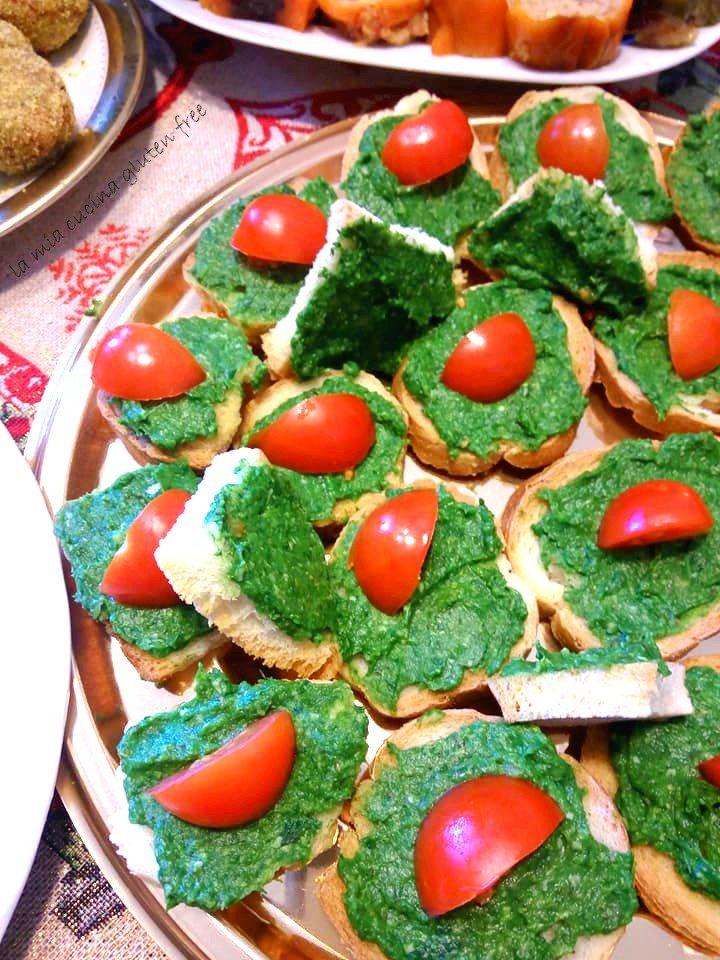 crema di broccoli di rape senza glutine
