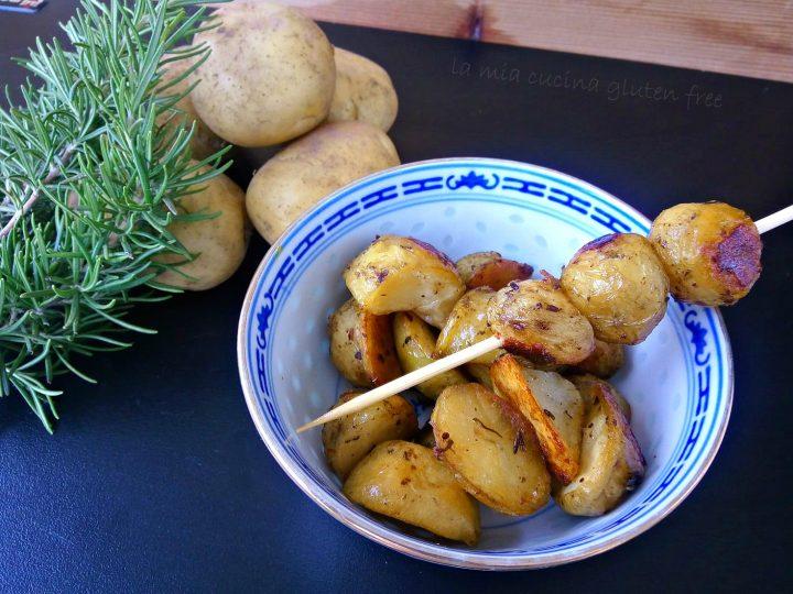 patate novelle con rosmarino