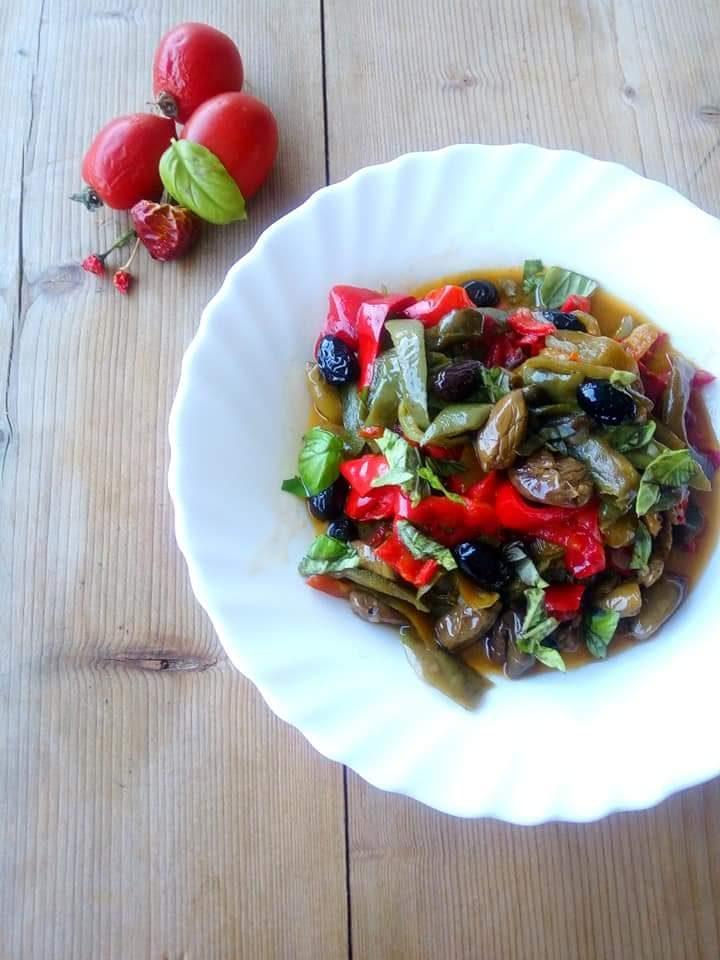Peperoni in padella alla napoletana