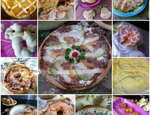 Ricette di Pasqua senza glutine
