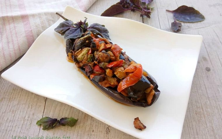 Ratatouille di verdure estive