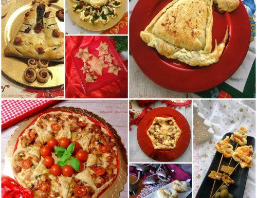 Idee per un aperitivo di Natale senza glutine