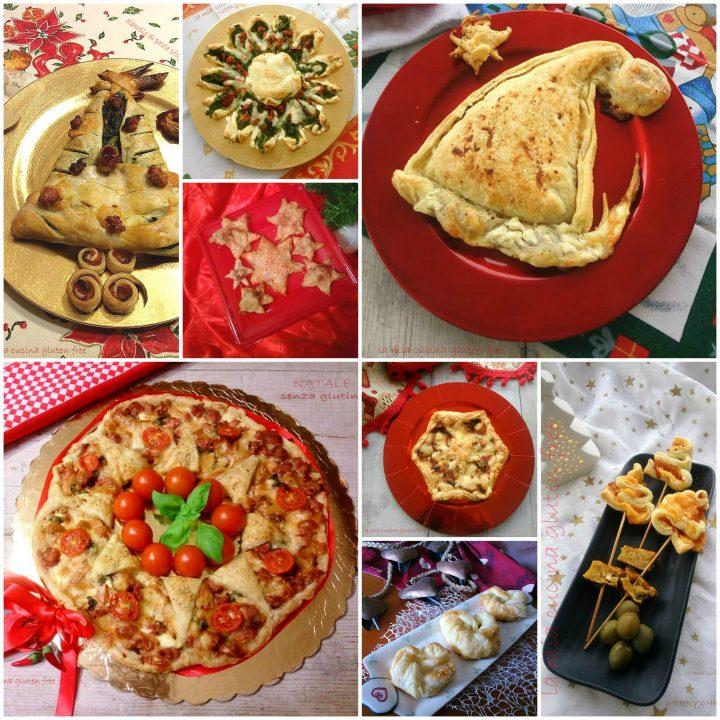 Aperitivo di Natale senza glutine