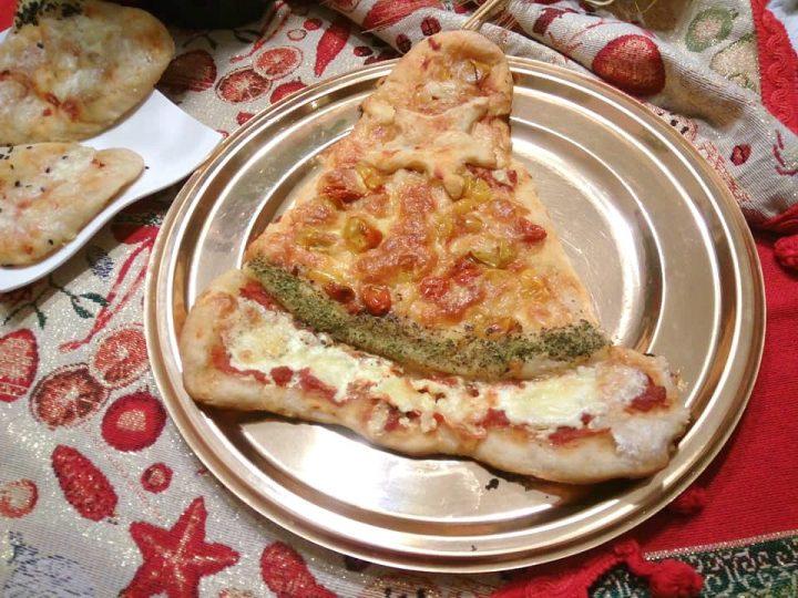 cappello della befana di pizza senza glutine