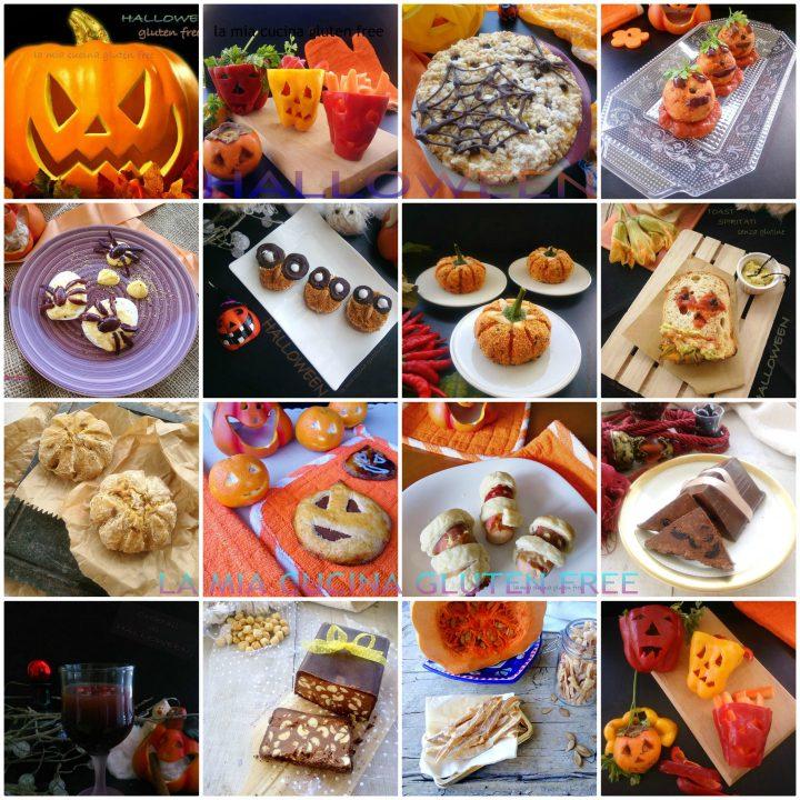 Ricette di Halloween senza glutine