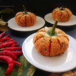 zucche di riso focose gluten free con nduja
