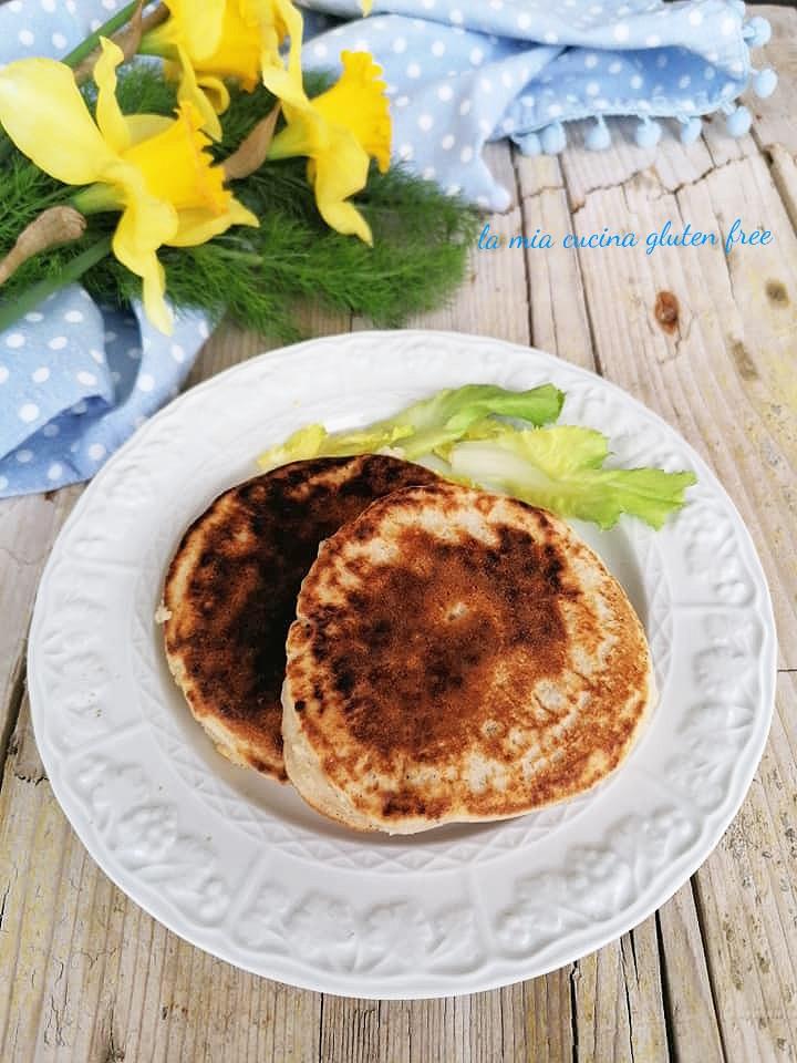 pancake salati solo albumi al formaggio