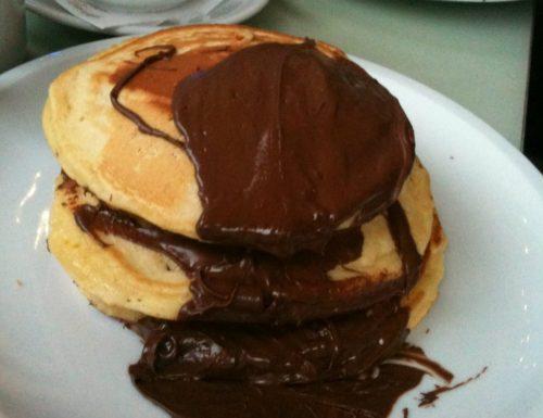 Pancakes americani – frittelle soffici e golosissime