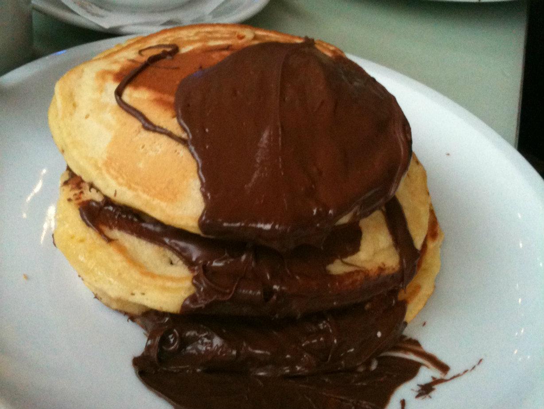 Pancakes americani - frittelle soffici e golosissime