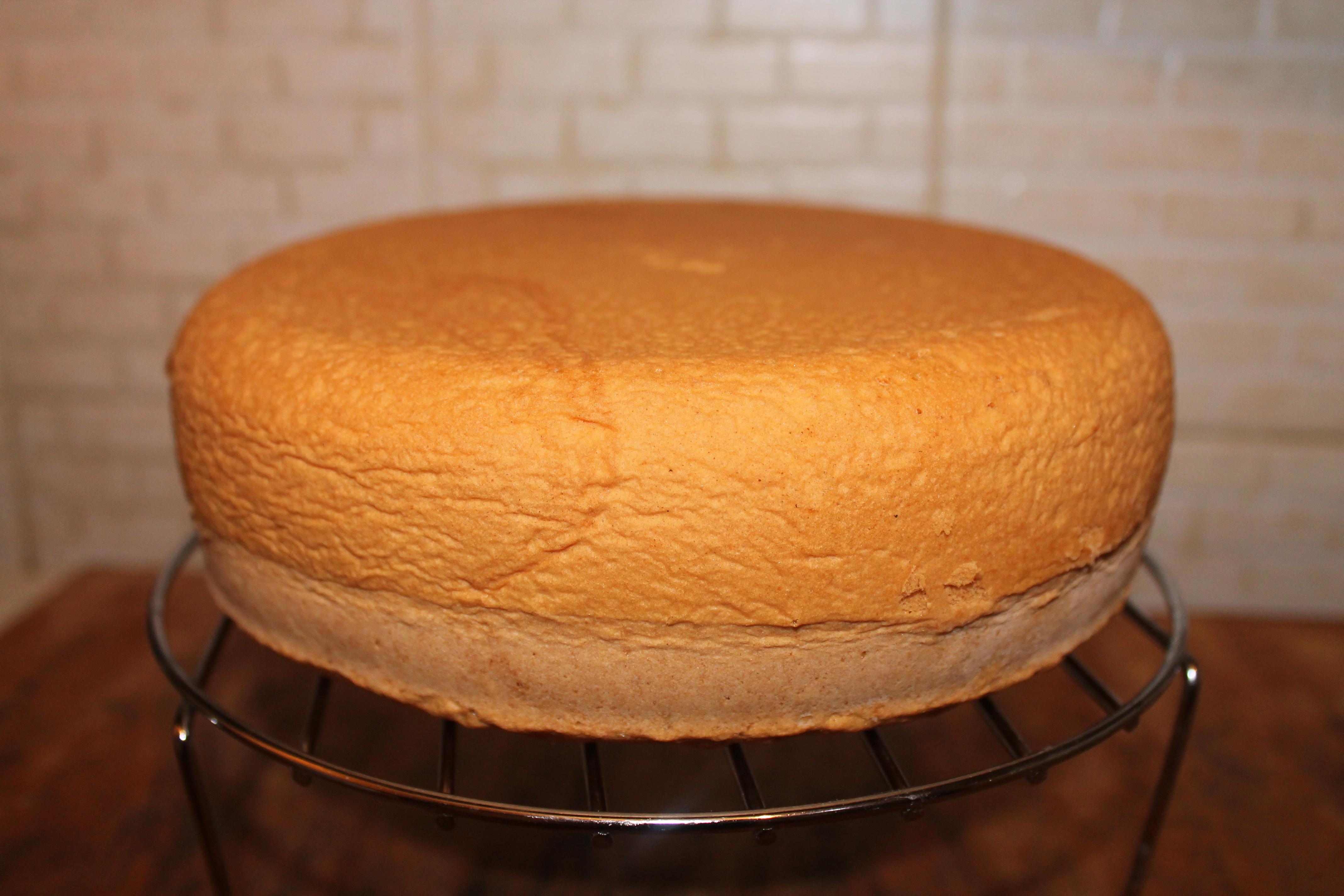 Ricetta pan di spagna classico con tabella delle quantit - Forno ventilato per torte ...