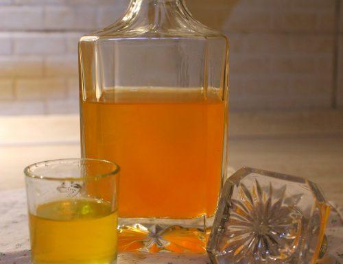 Arancello – ricetta liquore all'arancia fatto in casa