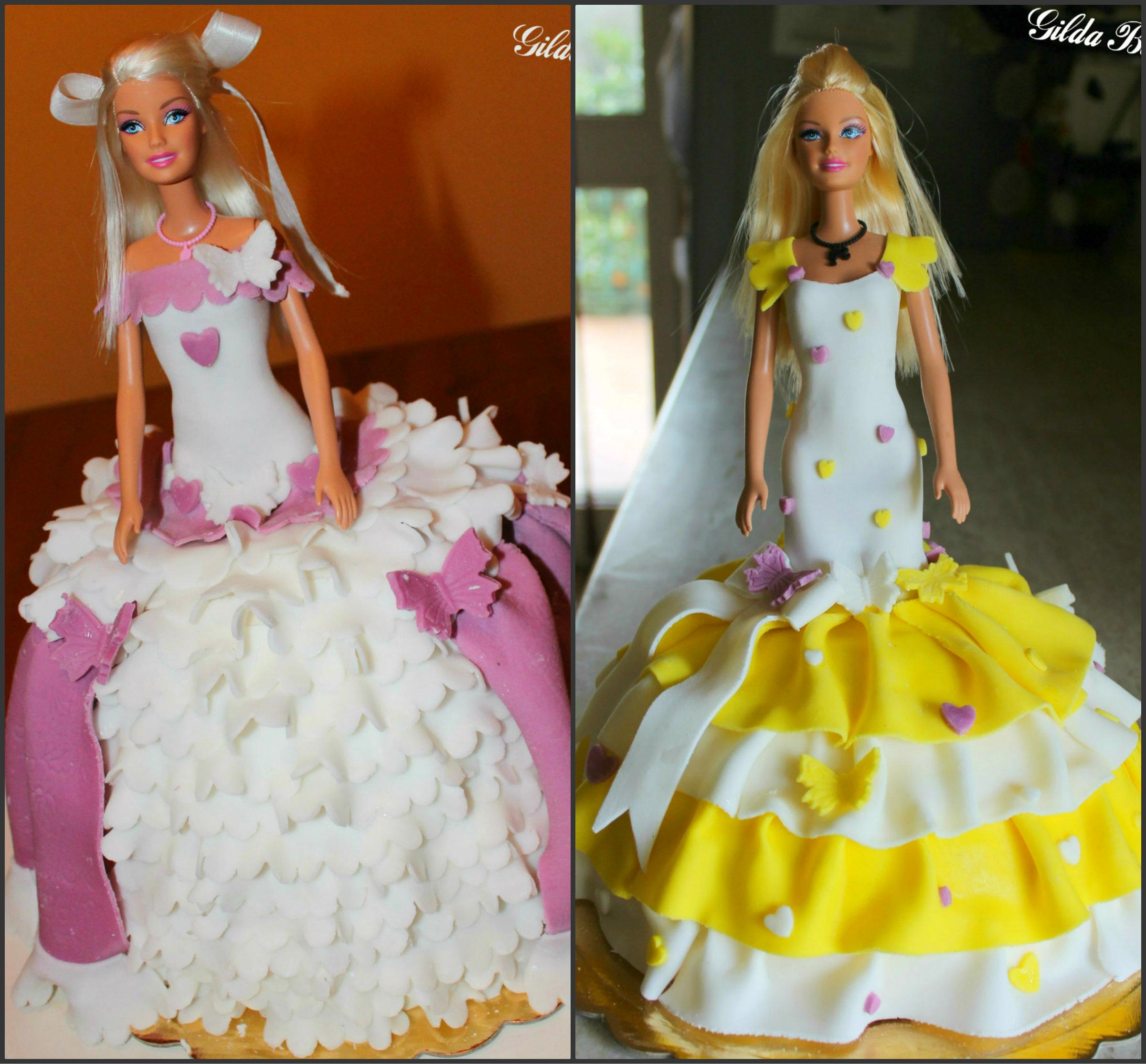 Torta mofy in pasta di zucchero donnepasticcione