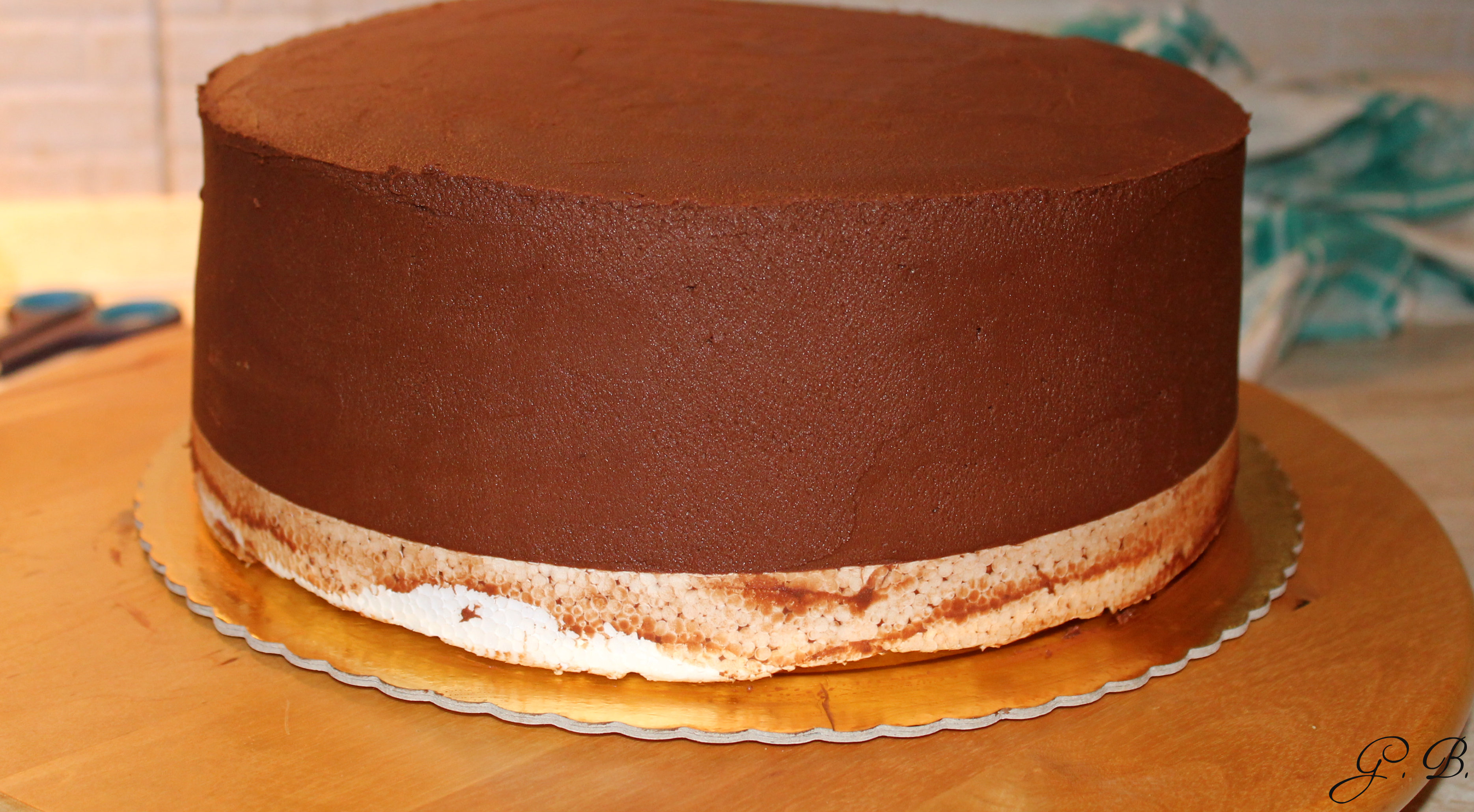 Ricetta torta per 40 persone