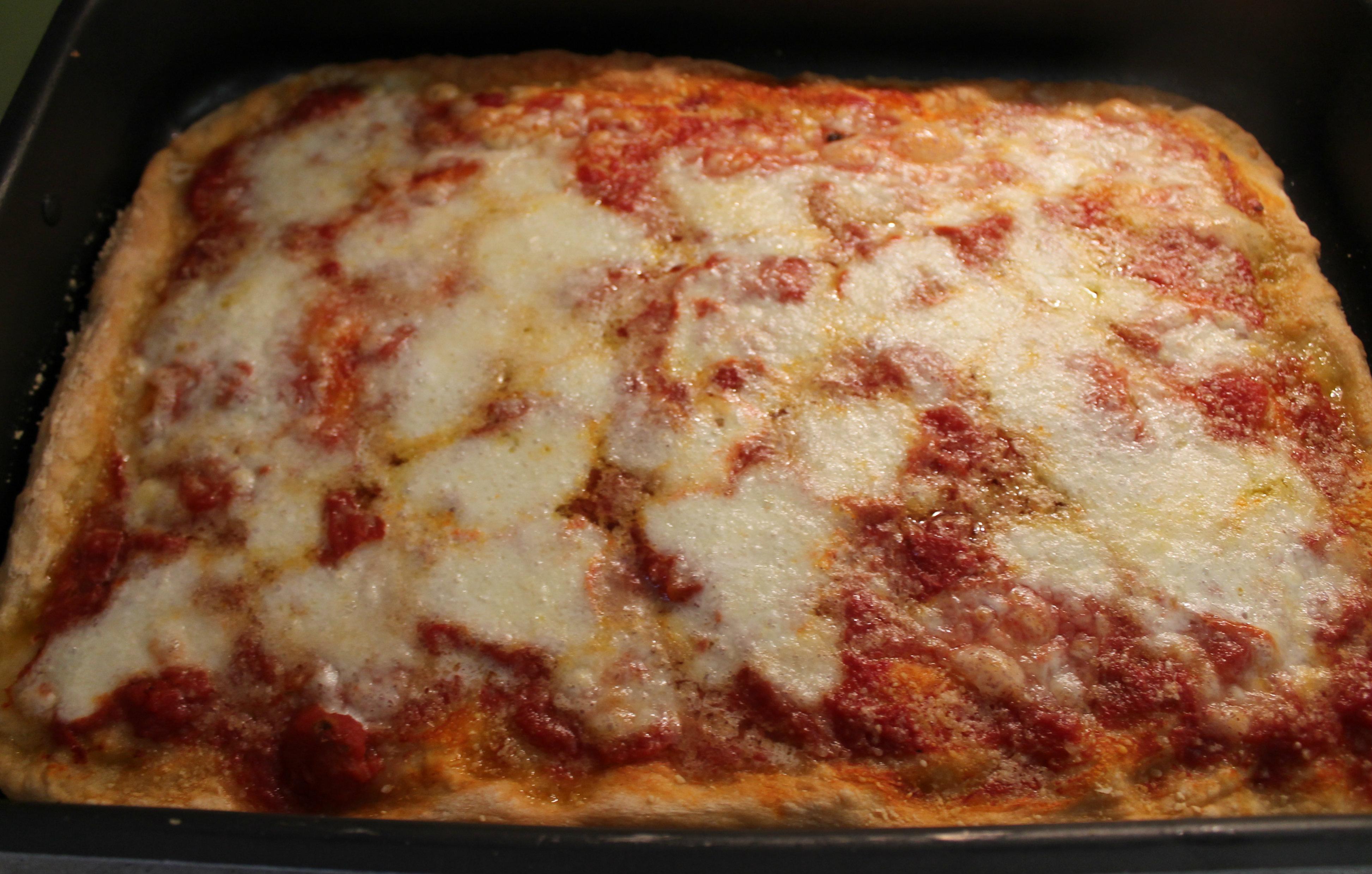 Классический рецепт пиццы в духовке в домашних условиях 579