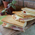 Toast al forno di zia Paola