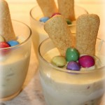 Coppette al mascarpone e Smarties