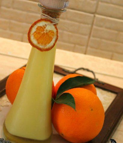 Crema di arancello