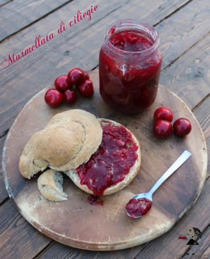 Marmellata di ciliegie 2