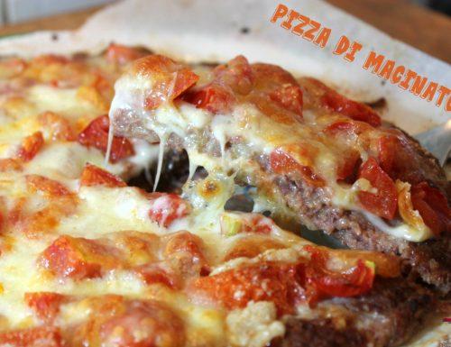 Pizza di macinato