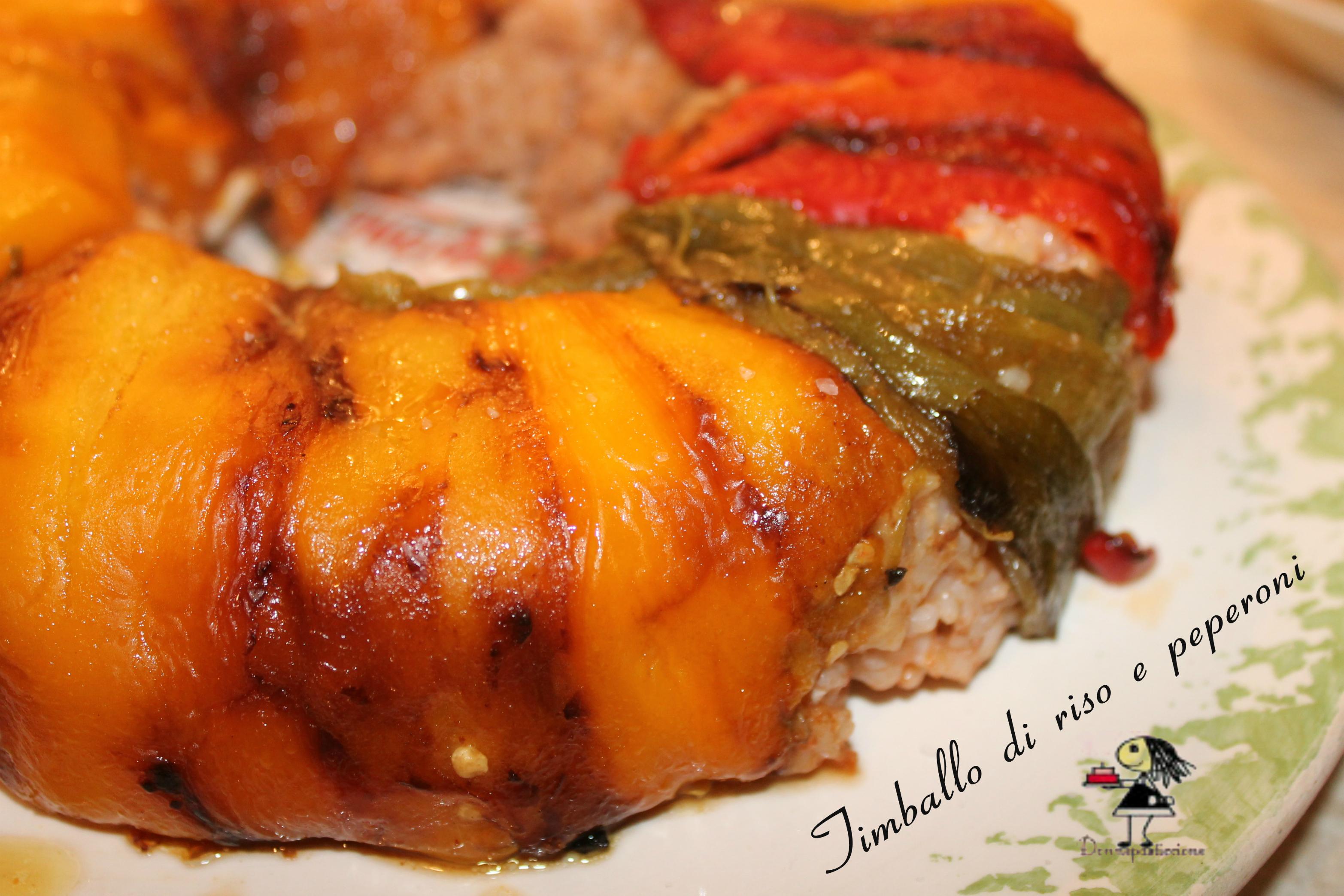 Ricerca ricette con timballo di riso al forno for Ricette di riso