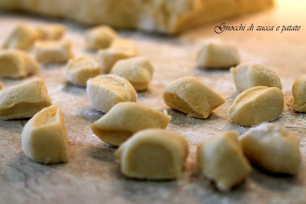 Gnocchi di zucca e patate 2