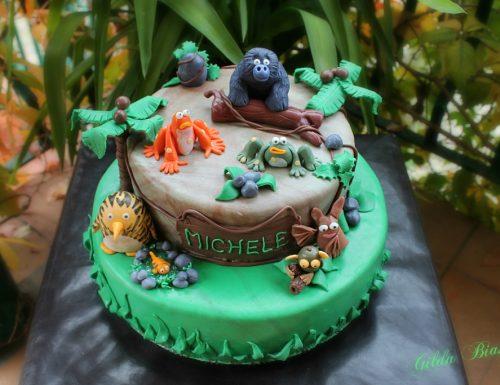 Torta Vita da giungla
