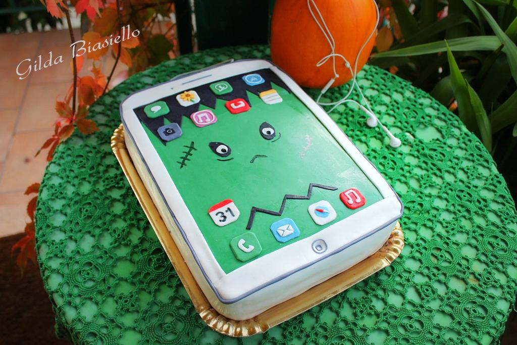 Torta iphone 2