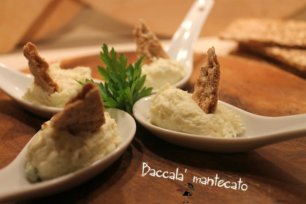 Baccalà mantecato 1