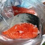 Salmone marinato al pepe rosa