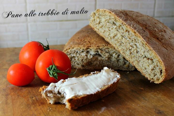 Pane alle trebbie di malto 1