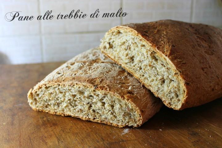 Pane alle trebbie di malto 2