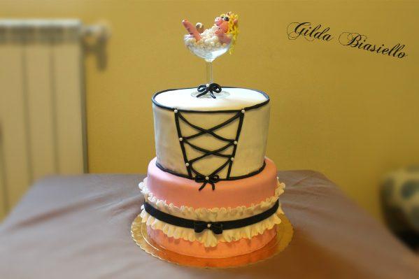 Torta Miss Piggy