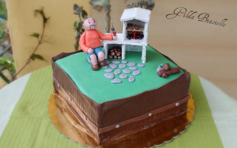 Preferenza torta compleanno uomo Archives - donnepasticcione TG56
